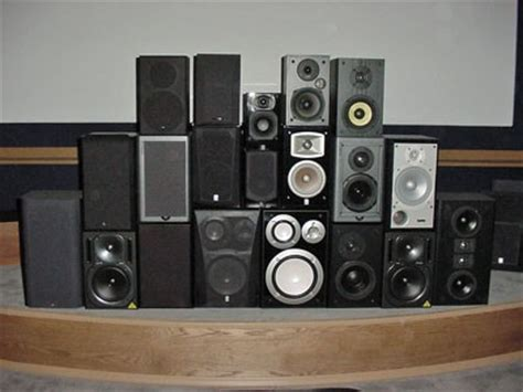 audioholics puts nine bookshelf speakers to