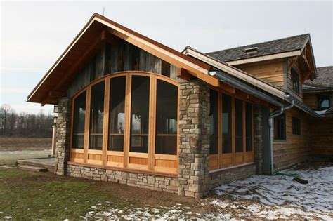 Timber Frame Sunroom timber frame sunroom home offices and window