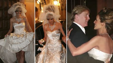 donald trump wedding some of trump secrets about melania trump this way come
