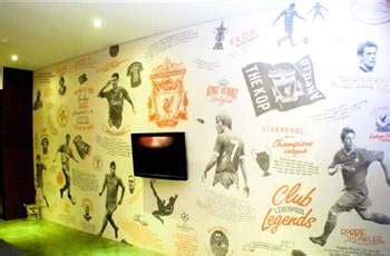 wallpaper dinding kamar liverpool stevie g hotel di bandung sediakan kamar quot this is anfield