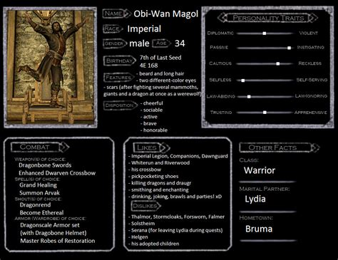skyrim character templates skyrim template obi wan magol by sereglothiv on deviantart