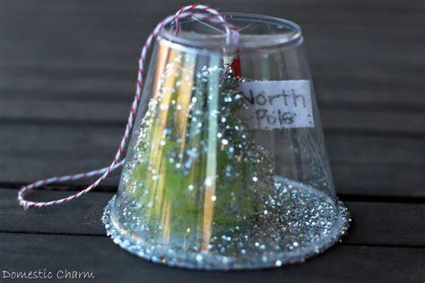 christmas ornament cup craft preschool crafts  kids