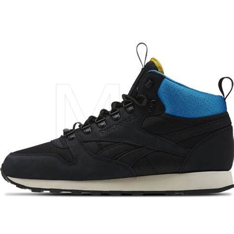 Sepatu Pria Reebok Clasic Leather 1 buy reebok classic leather mid black gt off72 discounted