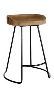 Wood And Metal Bar Stool Bar Counter Stool Metal Wood Kitchen Redo
