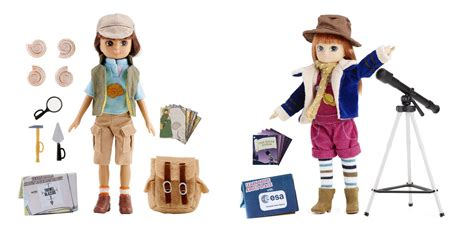 lottie doll paleontologist 5 bambole alternative alla cose da mamme