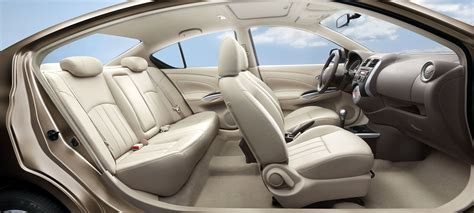 car upholstery prices nissan sunny revealed in china foreshadows next versa