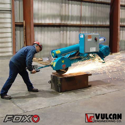 swing grinder machine fox 174 4 cg swing frame grinder