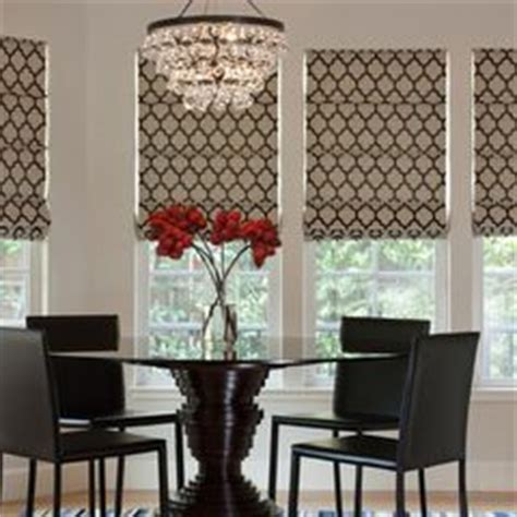 black patterned roman blind 107 best images about windows patterned on pinterest