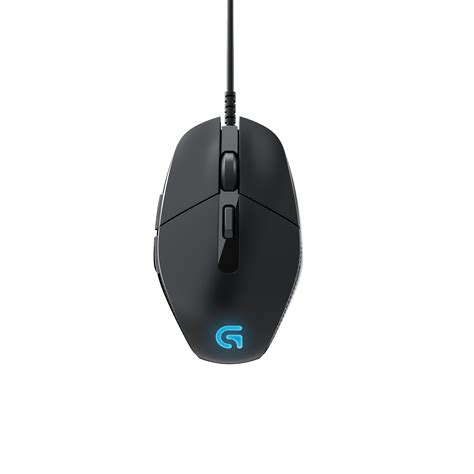 Mouse Logitech G302 logitech g unveils g302 daedalus prime moba gaming mouse logitech newsroom