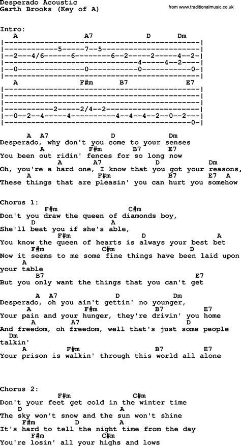 Desperado Song / recipesvideo.info