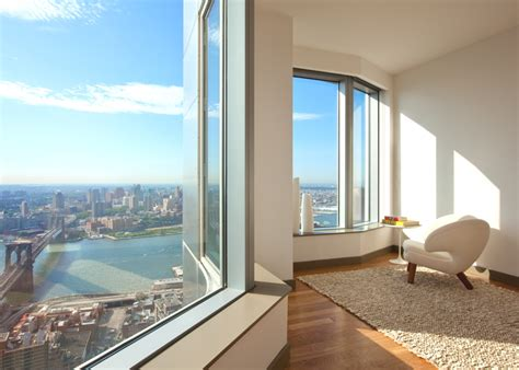 appartments in nyc living inside new york by gehry residential tower