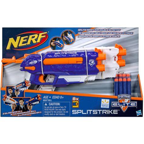 Nerf Strike Strike nerf n strike elite split strike blaster ebay