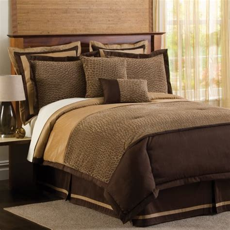 leopard print bedding 8 piece leopard print comforter set safari bedding