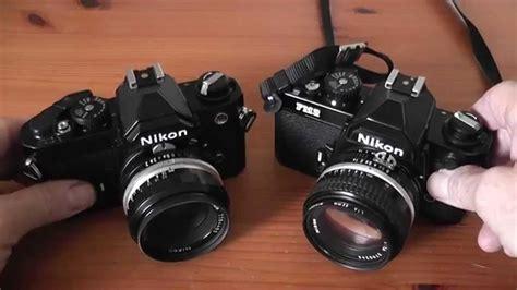 nikon fm nikon fm vs nikon fm2 which to choose