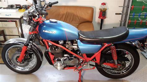Kawasaki Motorrad Oldtimer by Motorrad Oldtimer Kaufen Kawasaki Z1000 Moto Center Karle
