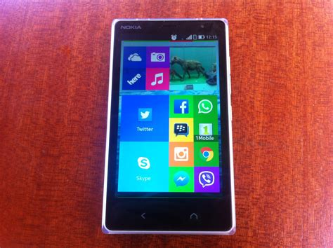 Nokia X2 By X2 nokia x2 review android s awesomeness on nokia s compact