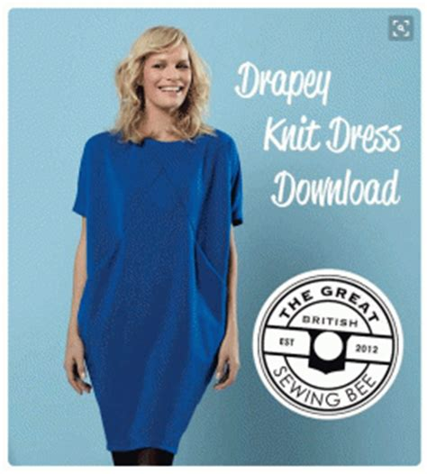04 Bee Free Dress great sewing bee dress free pattern with