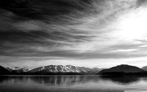 scenery wallpaper black and white mountain scenery black and white 4k hd desktop wallpaper