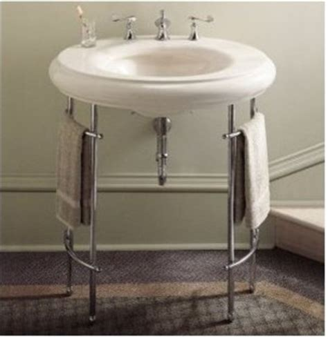 bathroom console sink metal legs kohler k 6860 metal table legs bathroom vanities and