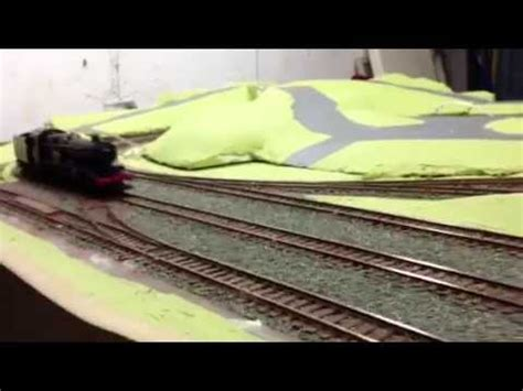 hornby layout youtube hornby trakmat layout youtube