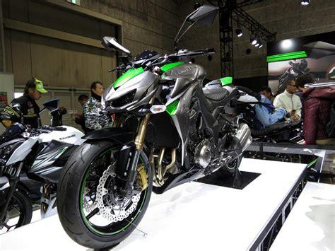 Lu Z1000 みかみちゃんねる 第30回大阪モーターサイクルショー行ってきた