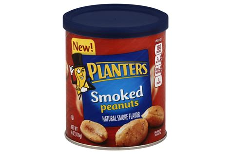 Planters Smoked Peanuts 6 Oz Kraft Recipes Planters Chipotle Peanuts