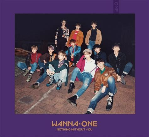 K Pop Wanna One Nothing Without You モンスター級k pop新人グループwanna one ワナワン prequel リパッケージアルバム 1 1 0 nothing without you japan edition