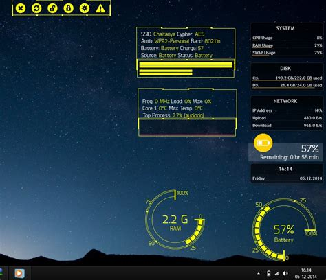 rainmeter tutorial windows 10 rainmeter tutorial customize desktop in windows 7 8 8 1
