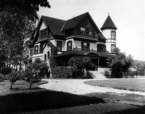 historic photos stately saratoga homes times union