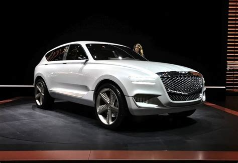 2019 genesis suv 12 best 2019 genesis gv80 suv images on car