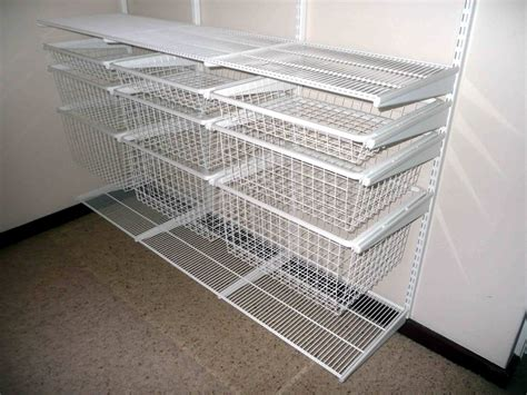 wire closet shelving parts home decorations white wire