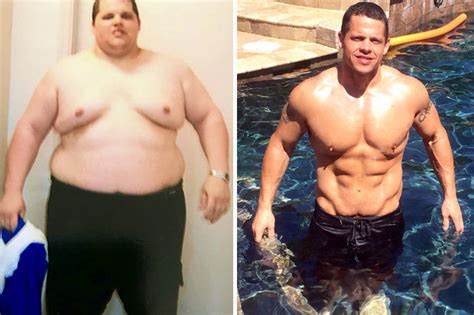 how do morbidly obese people go to the bathroom morbidly obese man reveals how he dropped 14st naturally