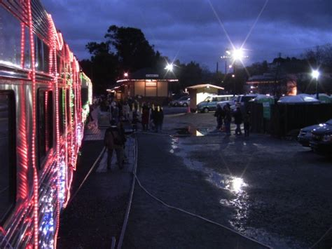sunol of lights 2014 niles railway departing from sunol at 7 30 pm