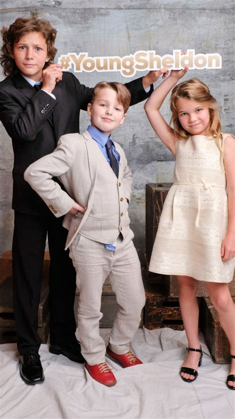young sheldon actor age meet the stars of your new favorite cbs shows page 17