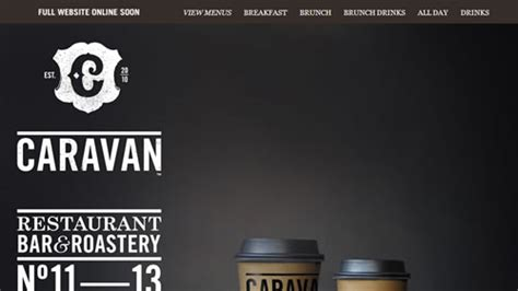best coffee shop websites showcase of delicious coffee websites smashing magazine