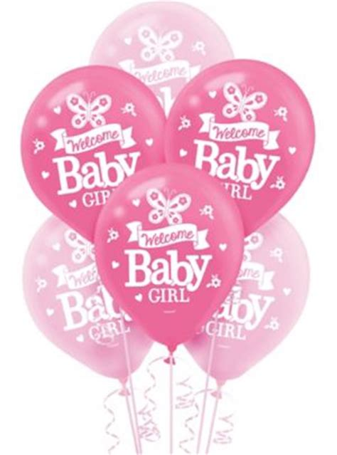 Balon Welcome Baby Boy 22278 welcome baby baby shower balloons 15ct city