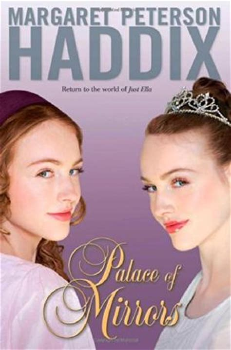 peterson a biography books palace of mirrors by margaret peterson haddix kirkus reviews