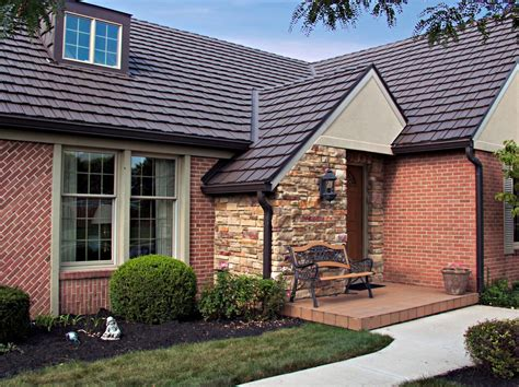 pictures of houses with metal roofs metal roofing photos classic metal roofing systems