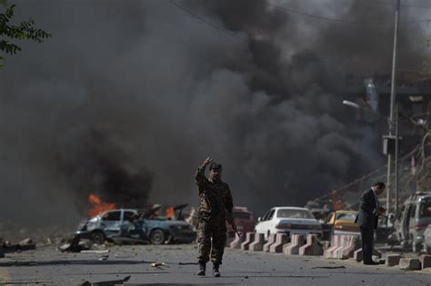 news afghanistan the kabul bombing wrenching of carnage the new