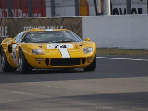 galerie photos le mans classic 2008 ford gt40 mk ii