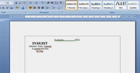 membuat id card dengan ms word buat nota dengan microsoft word huget08