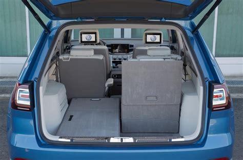 volkswagen 7 passenger suv volkswagen crossblue concept first drive