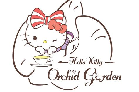Hello Orchid hello cafe singapore orchid garden opening may 12