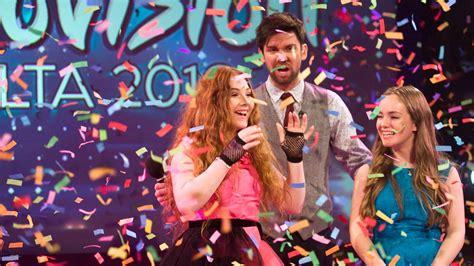 junior eurovision junior eurovision 2017 programmes tg4 s 250 il eile