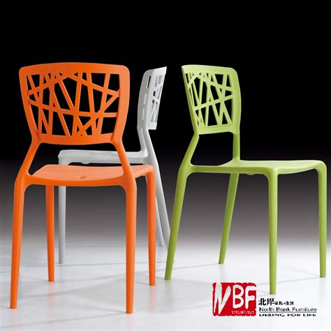 shore furniture modern plastic chairs minimalist