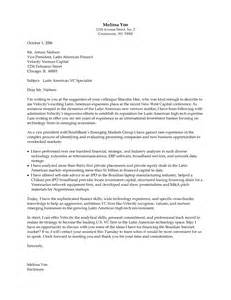 Cover Letter Exles Template by Cover Letter Format Mccombs