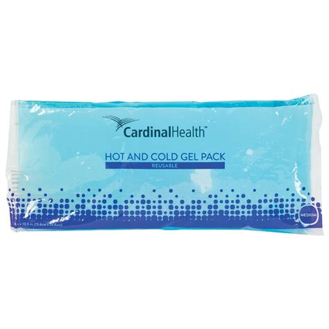 hot cold therapy gel pack cardinal health reusable hot and cold gel packs cold