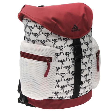 Backpack Mickey adidas disney mickey mouse backpack white sports bag