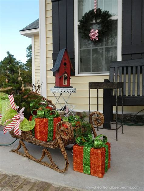 exterior christmas decorating net top 40 outdoor decoration ideas from celebration all about