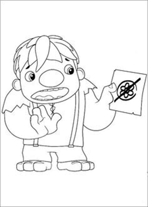 nick jr wallykazam coloring pages dibujos para colorear wallykazam 14 epic birthdays